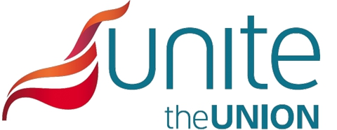 Unite the union's logo